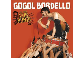 Gogol Bordello - Live From Axis Mundi - (CD + DVD Video)