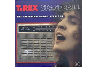 T. Rex - Spaceball: The American Radio Sessions - (CD)