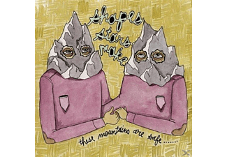 Shapes Stars Make - These Mountains Are Safe - (CD)
