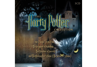 Harry Potter - The Harry Potter Collection - (CD)