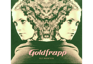 Goldfrapp - Felt Mountain [CD]
