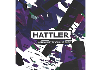 Hattler - Gotham City Beach Club Suite [CD]