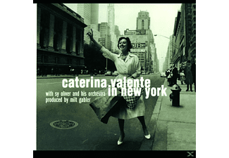 Caterina Valente - Caterina Valente In New York - (CD)