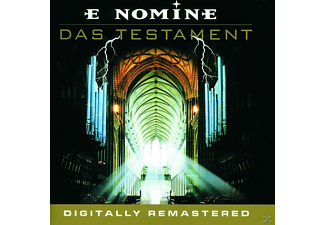 E Nomine - Das Testament-Dig.Remastered [CD]