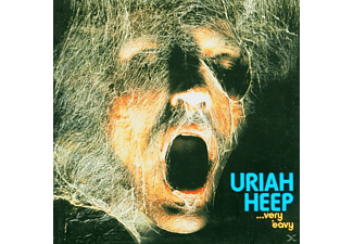 Uriah Heep - Very 'eavy Very 'umble - (CD)