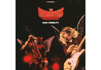 The Hellacopters - High Visibility - (CD)