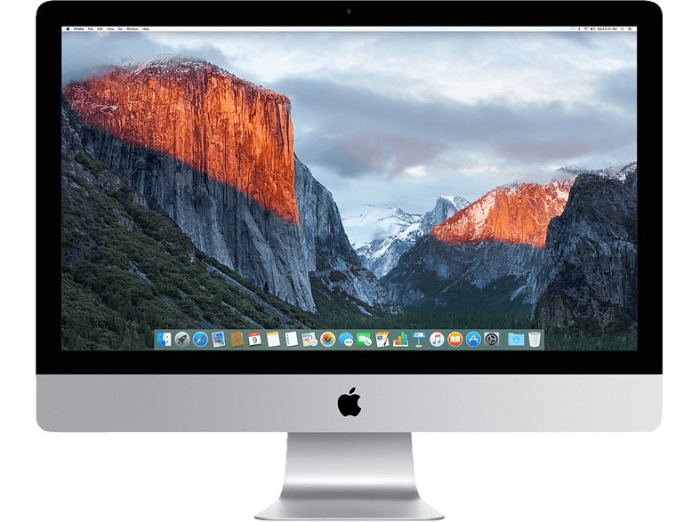 APPLE Νέο iMac 27 Retina 5K Intel Core i5-7600 / 8 GB / 1TB / Radeon Pro 575 4GB laptop  tablet  computing  desktop   all in one imac