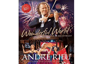 André Rieu - Wonderful World - Live In Maastricht (Blu-ray)
