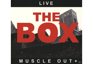 Box - Muscle Out - (CD)