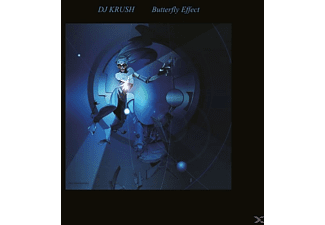 Dj Krush - Butterfly Effect [Vinyl]