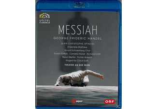 Spinosi/Arnold Schoenberg Chor - Der Messias - (Blu-ray)