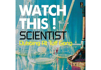 Scientist - Watch This Dubbing At Tuff Gong - (CD)
