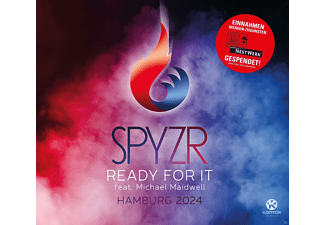 Spyzr, Michael Maidwell - Ready For It - (5 Zoll Single CD (2-Track))