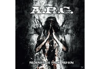 A.R.G. - Redemption From Refaim - (CD)