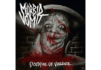 Morbid Vomit - Doctrine Of Violence [CD]