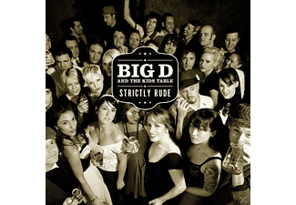 Big D And The Kids Table - Strictly Rude (Limited Colored Edit - (LP + Download)
