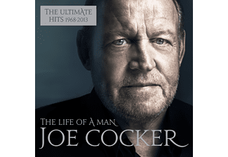 Joe Cocker - The Life of a Man-The Ultimate Hits 1968-2013 - (CD)