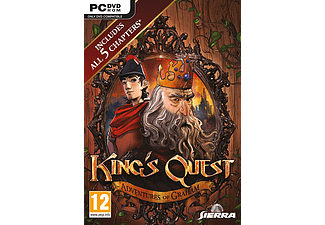 King's Quest: Adventure of Graham PC