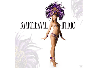 VARIOUS - Karneval In Rio [CD]