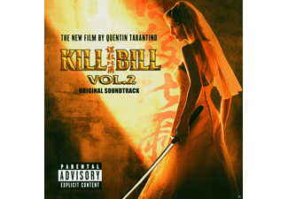 VARIOUS - Kill Bill Vol.2 [CD]