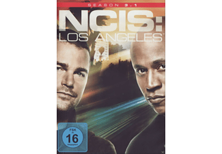 Navy CIS: L.A. - Staffel 3.1 [DVD]