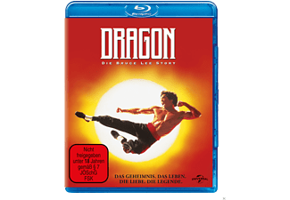 Dragon - Die Bruce Lee Story [Blu-ray]