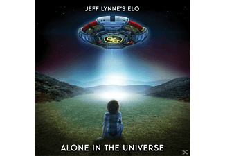 Jeff Lynne's Elo (Electric Light Orchestra) -  Alone In The Universe [CD]