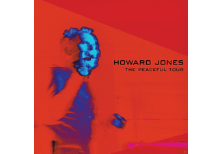 Howard Jones - Peaceful Tour - (Vinyl)