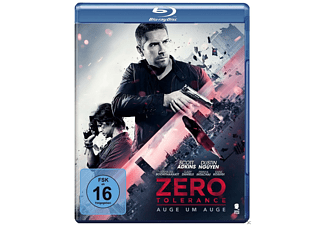 Zero Tolerance - Auge um Auge - (Blu-ray)