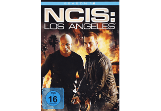 Navy CIS: L.A. - Staffel 1.2 - (DVD)