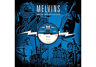 Melvins - Live At Third Man Records - (Vinyl)