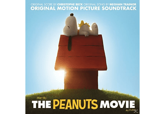 Christophe Beck, Meghan Trainor - The Peanuts Movie - Original Motion Picture Soundtrack [CD]