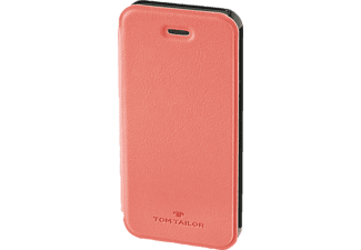 TOM TAILOR New Basic Bookcover Apple iPhone 5, iPhone 5s, iPhone SE Polyurethan (PU) Flamingo Pink