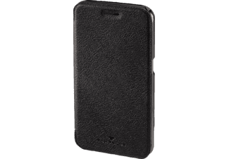 TOM TAILOR New Basic, Bookcover, Samsung, Galaxy S6, Polyurethan (PU), Schwarz