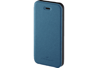 TOM TAILOR New Basic Bookcover Apple iPhone 5, iPhone 5s, iPhone SE Polyurethan (PU) Skyblue