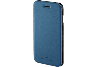 TOM TAILOR New Basic, Bookcover, iPhone 6, iPhone 6s, Polyurethan (PU), Skyblue