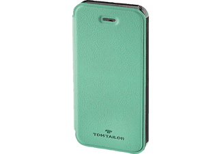 TOM TAILOR New Basic Bookcover Apple iPhone 5, iPhone 5s, iPhone SE Polyurethan (PU) Peppermint
