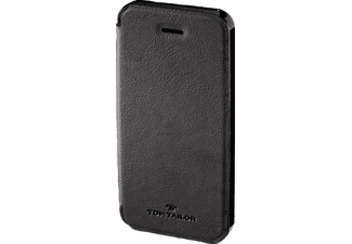 TOM TAILOR New Basic, Bookcover, Samsung, Galaxy S6, Polyurethan (PU), Grau