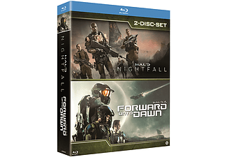Halo 4: Forward Unto Dawn & Halo: Nightfall | Blu-ray