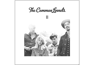 The Common Linnets - II (Solid White/Black Vinyl) - (Vinyl)