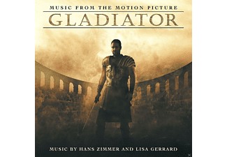 VARIOUS - GLADIATOR [CD]