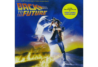 VARIOUS - Back To The Future [CD]