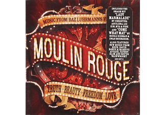 Various Moulin Rouge Soundtrack CD
