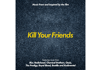 VARIOUS - Kill Your Friends - (CD)