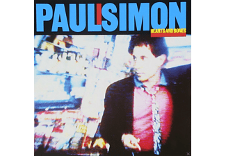 Paul Simon - Hearts And Bones - (CD)