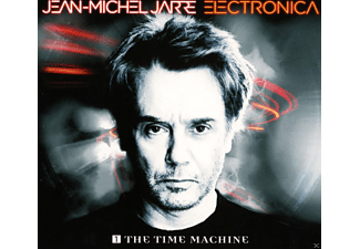 Jean-Michel Jarre Electronica 1: The Time Machine CD