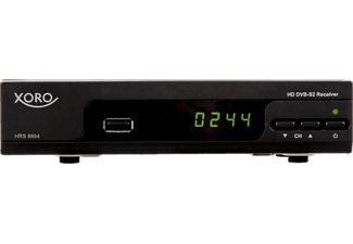 xoro hrs 8664 sat receiver single media markt. Black Bedroom Furniture Sets. Home Design Ideas