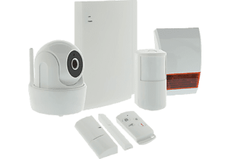 KÖNIG SAS-CLALARM10, Smart-Home-Security-Set