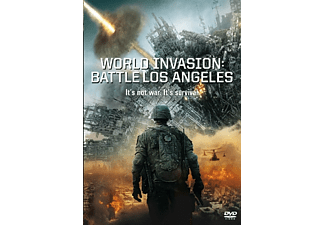 World Invasion: Battle Los Angeles Action DVD