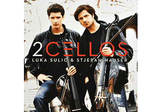 2cellos - 2cellos [CD]